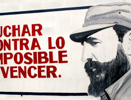 luchar contra lo imposible
