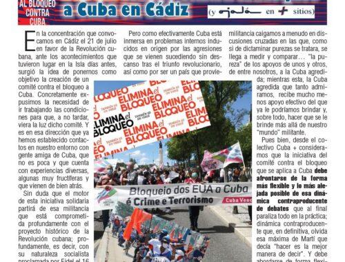 Cuba+ 36 Portada